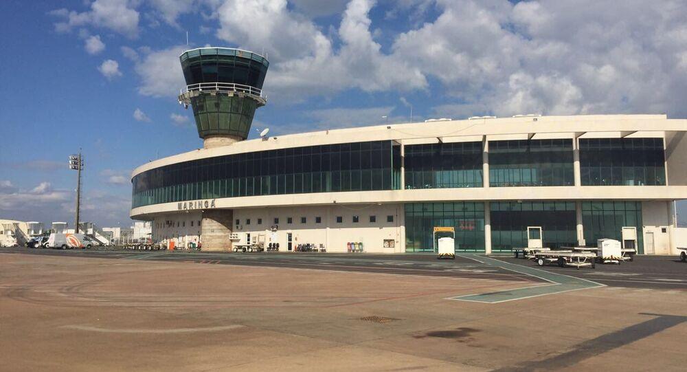 Aeroporto Regional de Maringá, Paraná