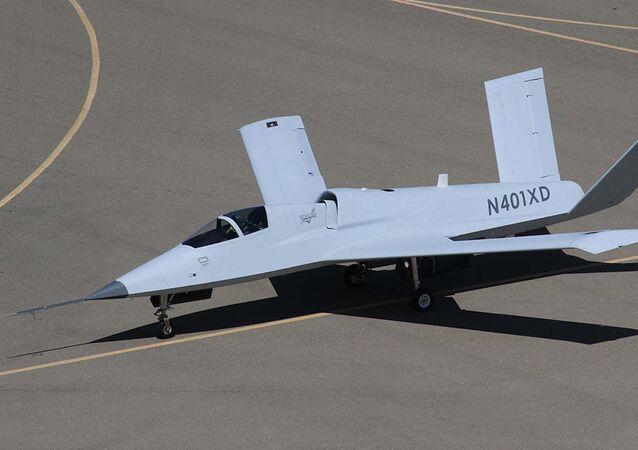 Drone Model 401 da Scaled Composites
