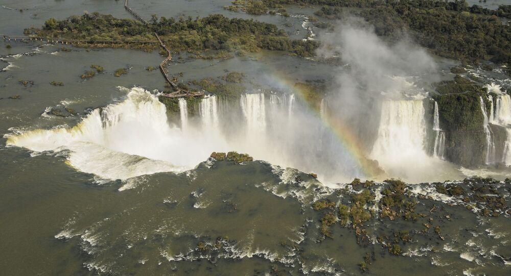 Rio Paraná (imagem referencial)