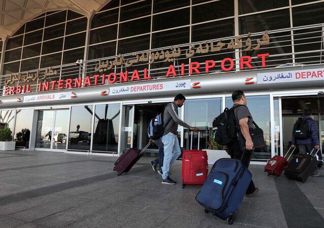 Aeroporto Internacional de Arbil, Iraque