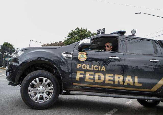 Polícia Federal cumpre mandados de busca e apreensão em endereços na Grande São Paulo. Foto de arquivo