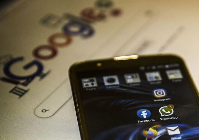 Ícones de aplicativos de mensagens