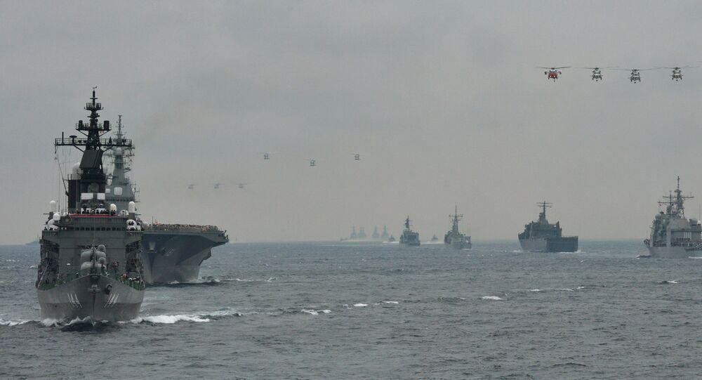 Navios japoneses