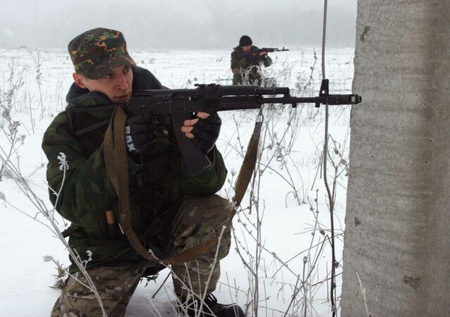 Forças de defesa de Donbass