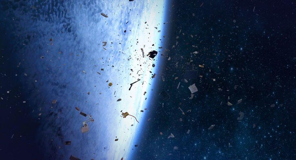 Lixo espacial