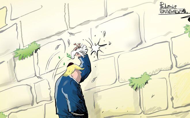 Coreia, Irã, Palestina... Trump jogando lenha em crises mundiais