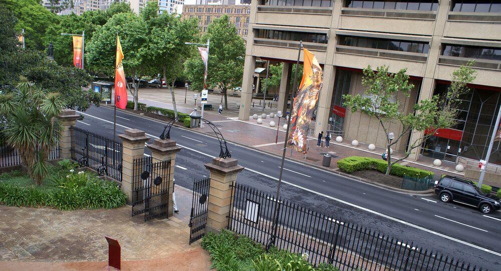 Prédio da Corte Suprema de Nova Gales do Sul, na Austrália