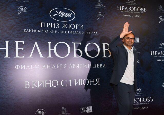Cineasta russo, Andrei Zvyaginstev