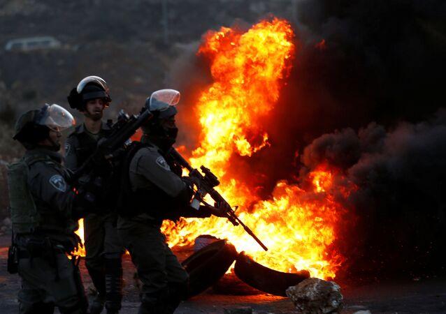 Polícia israelense