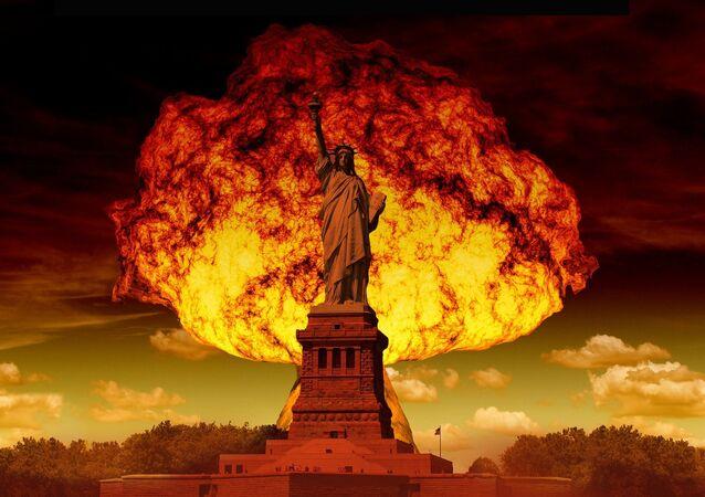 Uma explosão nuclear (imagem ilustrativa)