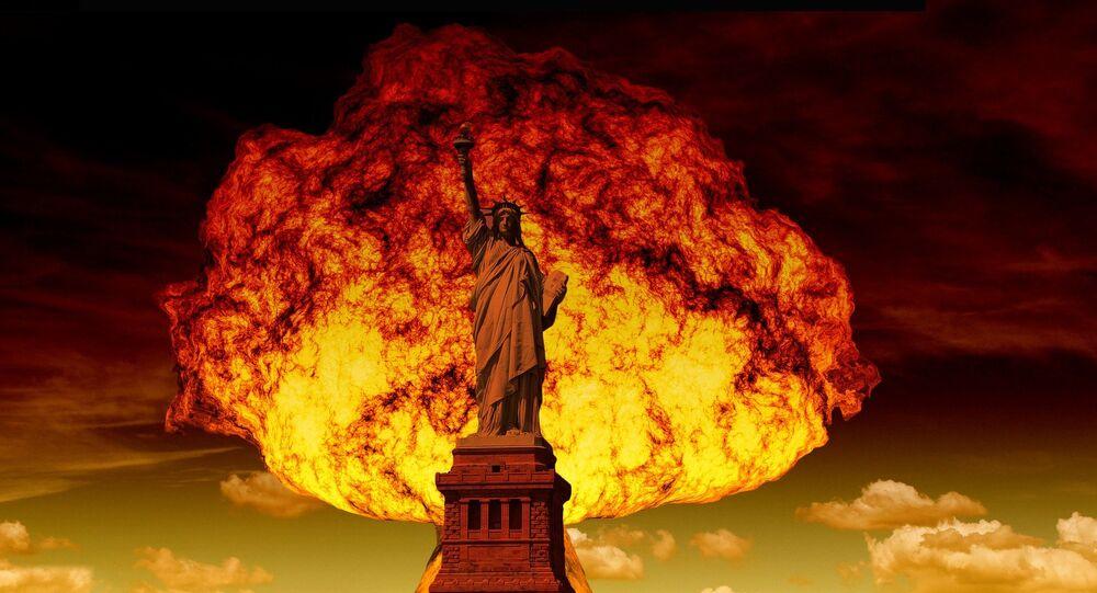 Explosão nuclear (imagem ilustrativa)