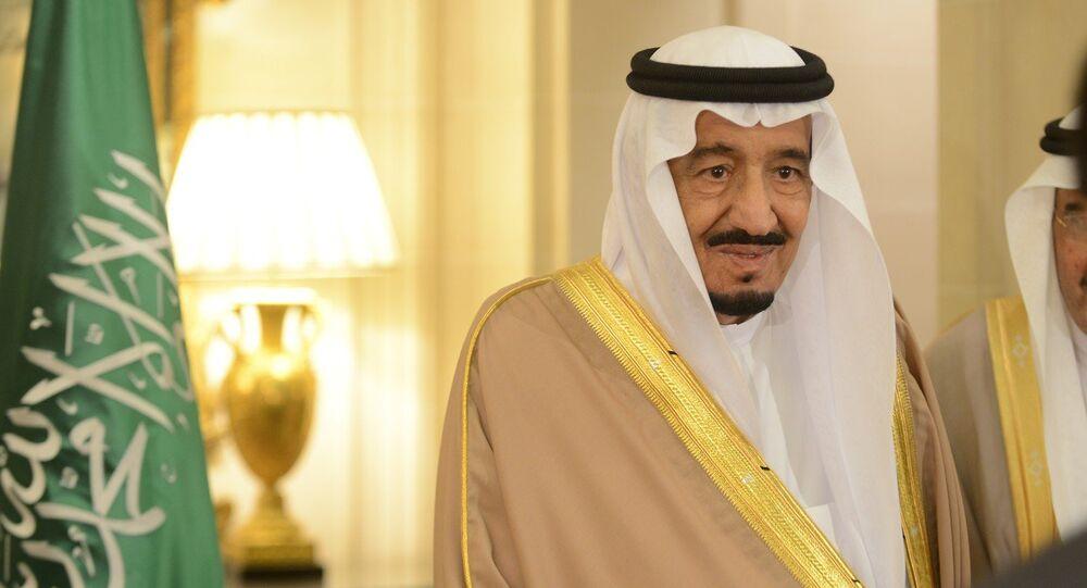 Salman Bin Abdulaziz Al Saud, rei da Arábia Saudita