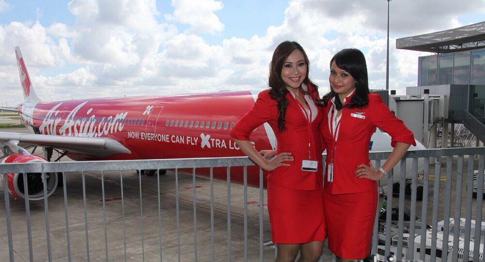 Aeromoças da AirAsia
