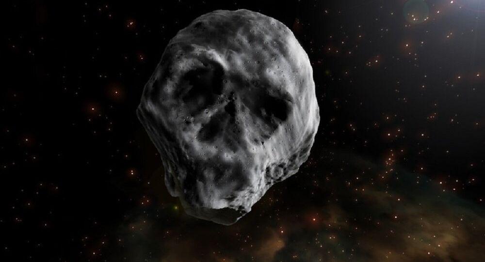 Asteroide TB-145