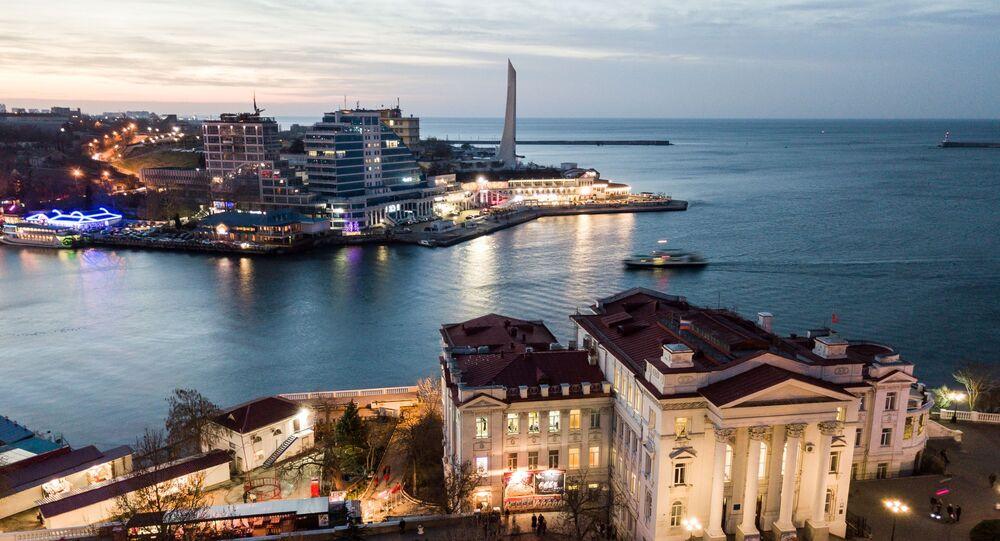 Ccidade de Sevastopol, Crimeia