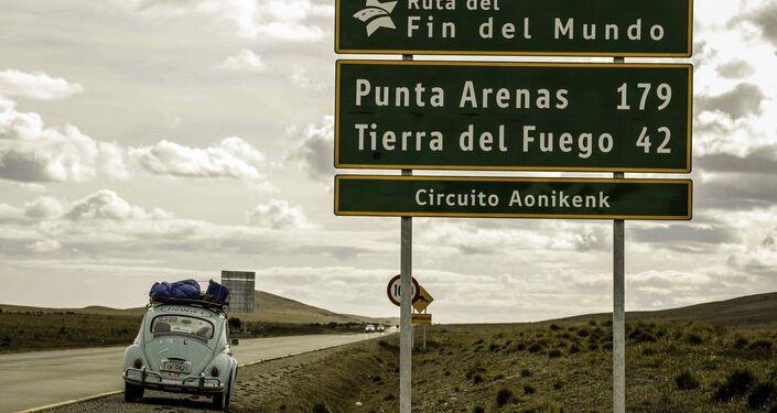 Patagônia chilena.
