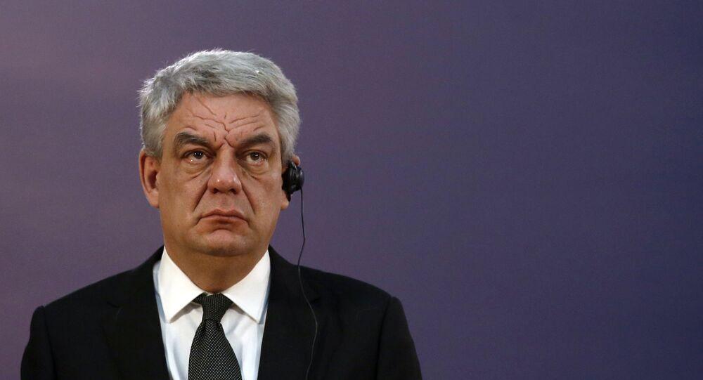 former Romanian Prime Minister Mihai Tudose