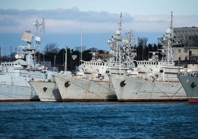 Navios ucranianos
