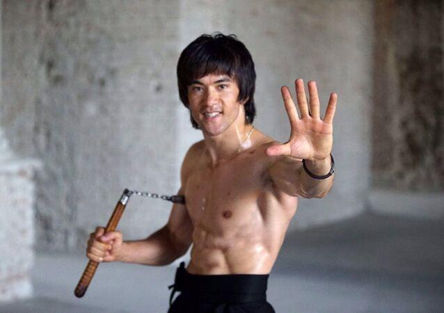 Bruce Lee afegão, Abbas Alizadeh
