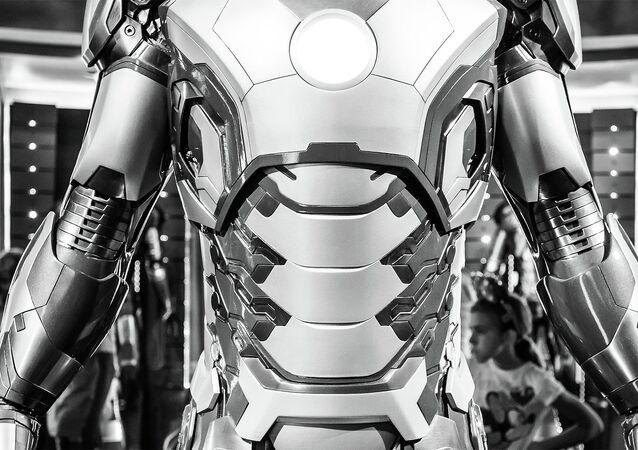 Traje de combate de Iron Man (Homem de Ferro)