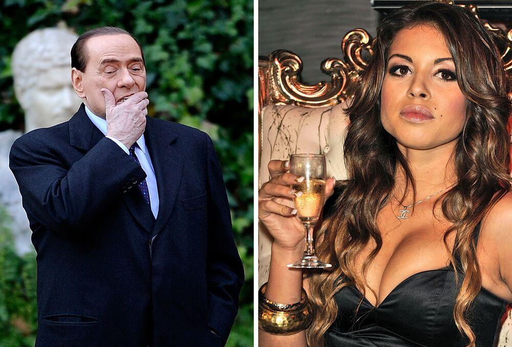 Escândalos sexuais mais famosos do mundo político
