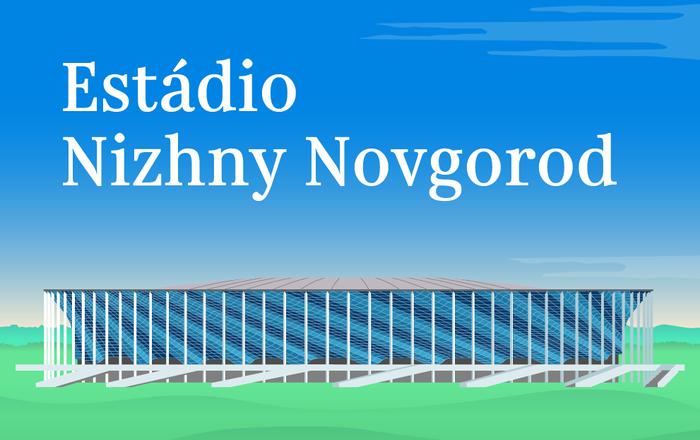 Estádio Nizhny Novgorod