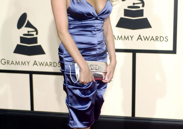 Ex-atriz pornô, Stephanie Clifford (Stormy Daniels) que supostamente teve caso com Donald Trump