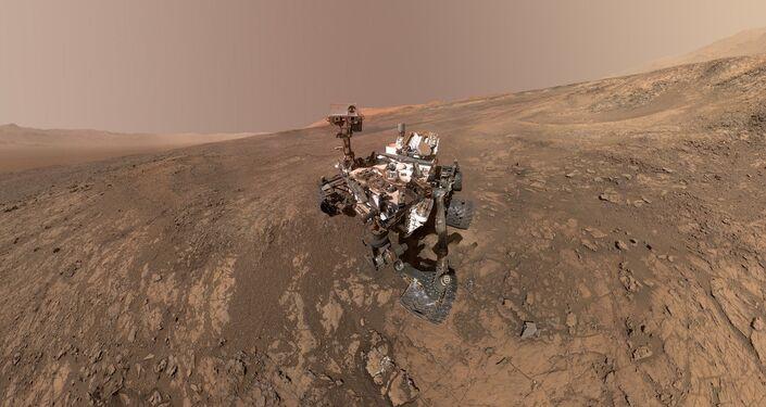 Rover Curiosity da NASA