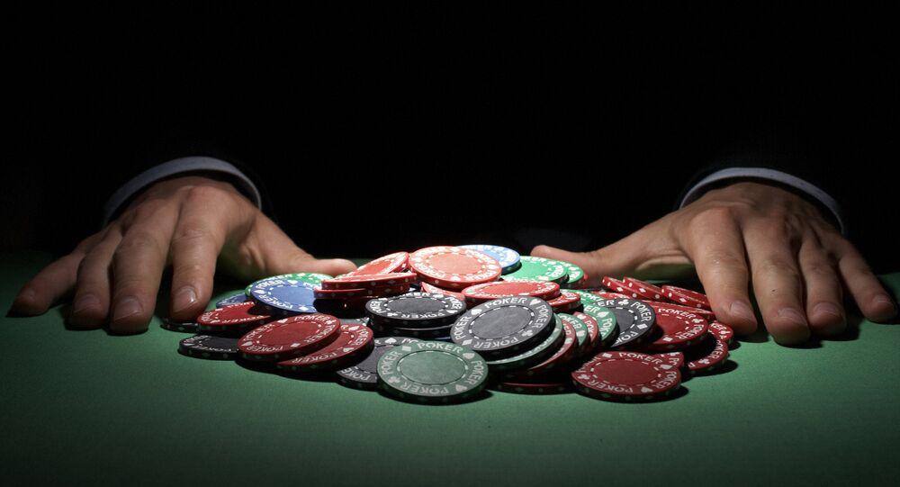 Fichas de casino