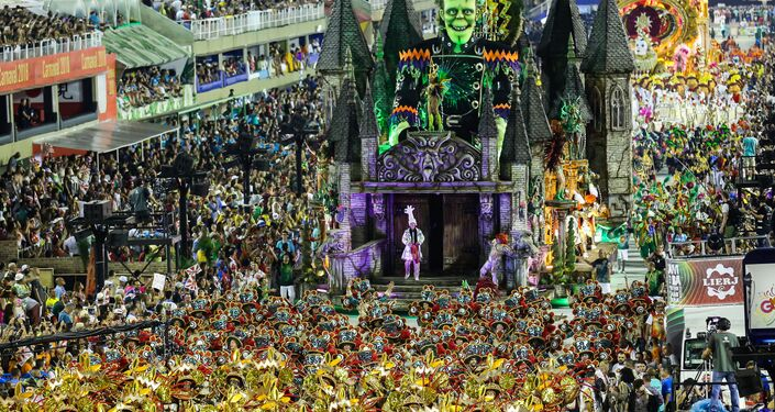 Unidos do Viradouro Carnaval 2018