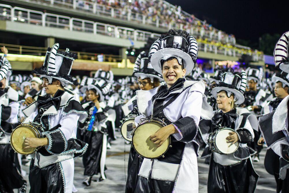 Acadêmicos da Rocinha Carnaval 2018