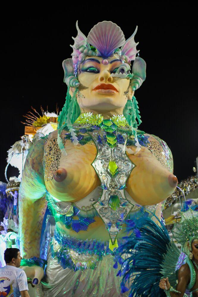 Inocentes de Belford Roxo Carnaval 2018