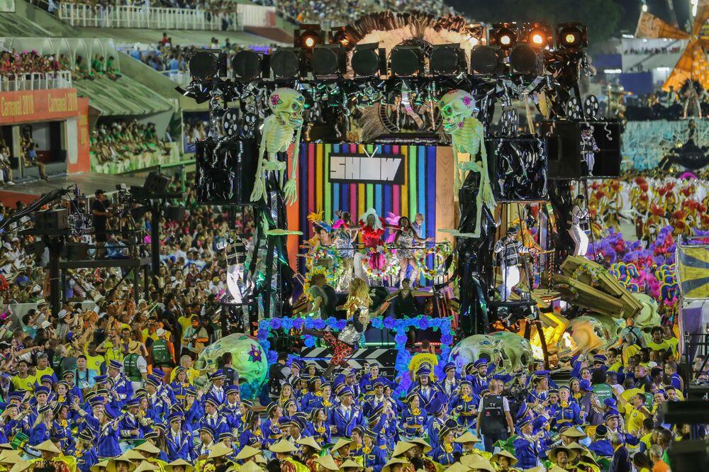 Unidos da Tijuca Carnaval 2018