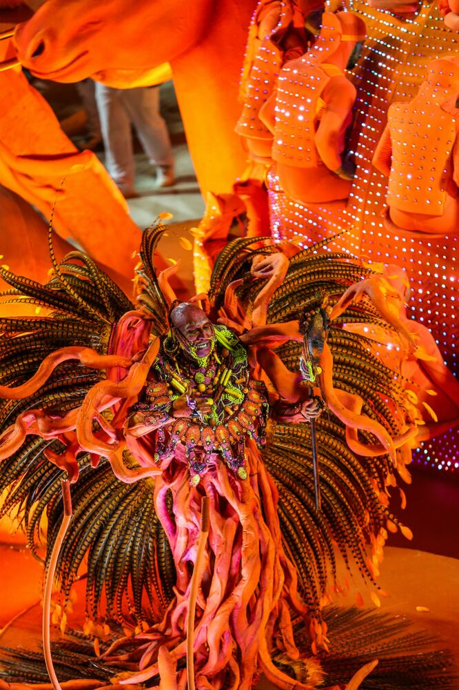 Salgueiro Carnaval 2018