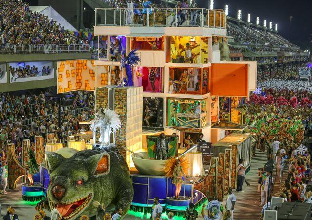Beija-Flor Carnaval 2018