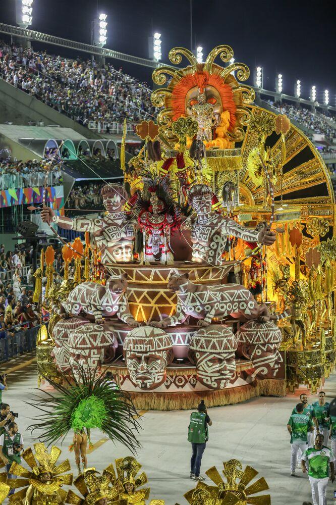 Imperatriz Leopoldinense Carnaval 2018