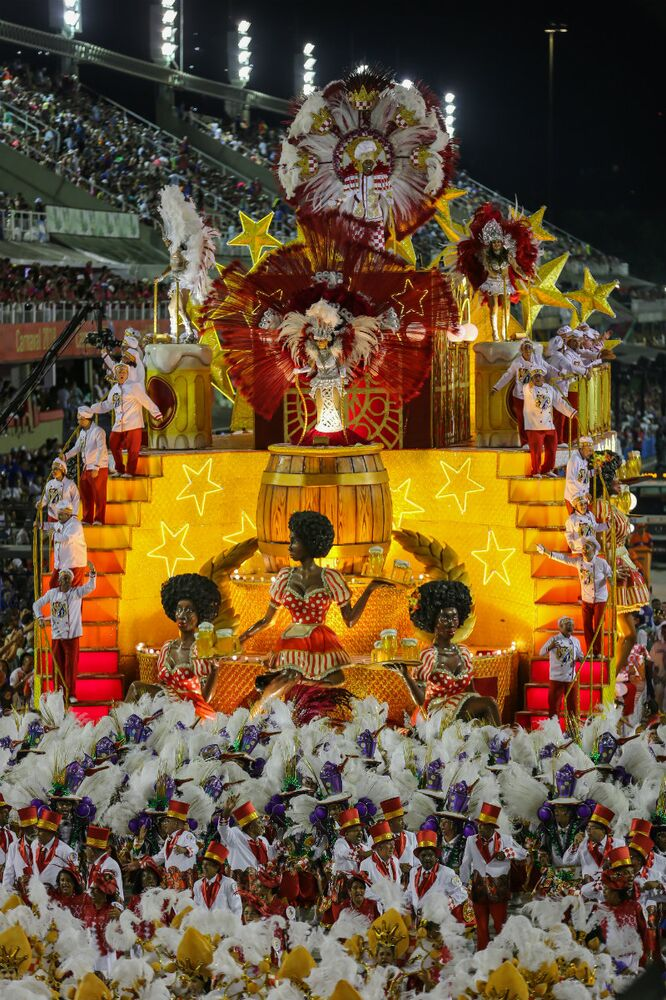 União da Ilha Carnaval 2018