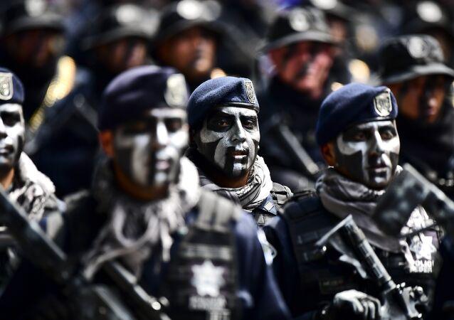 Exército mexicano (imagem referencial)
