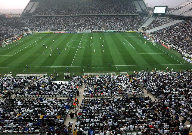 Arena Corinthians, em São Paulo.