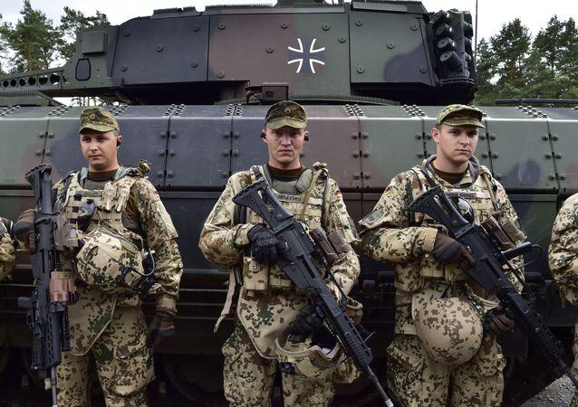 Forças Armadas da Alemanha
