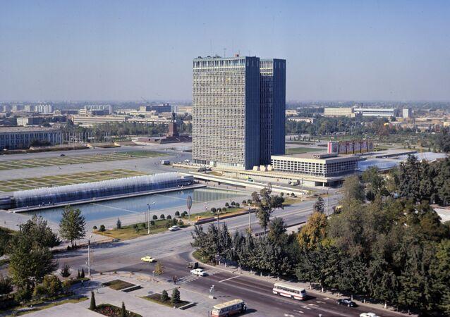 Tashkent, capital do Uzbequistão