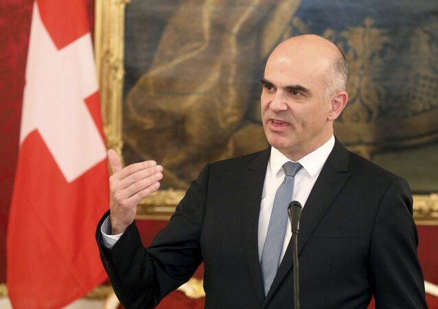 Presidente Alain Berset quer negociar ampla pauta com o bloco sul-americano