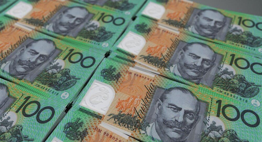 Cédulas de dólar australiano