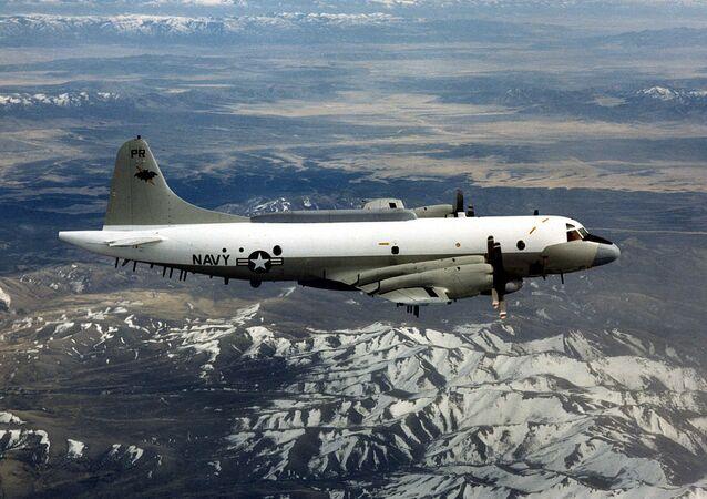 Lockheed EP-3 (foto de arquivo)