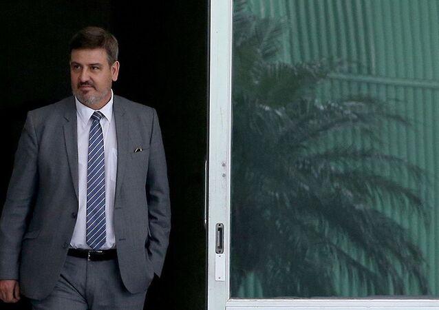 Ex-diretor da Polícia Federal, Fernando Segóvia