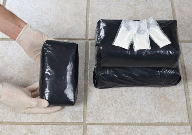 Cocaína, imagem referencial