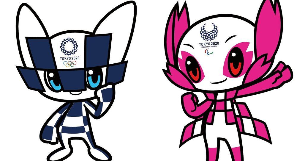 Mascotes Tóquio 2020