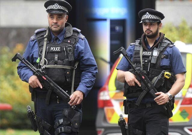 Polícia britânica não confirmou identidades de vítimas de possível envenenamento