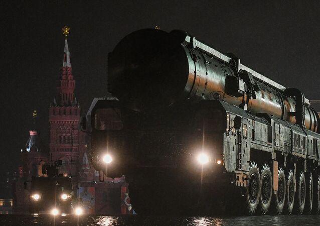 Sistema de mísseis estratégico Sarmat