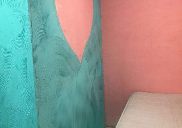 Possível motel de presos da Lava Jato.